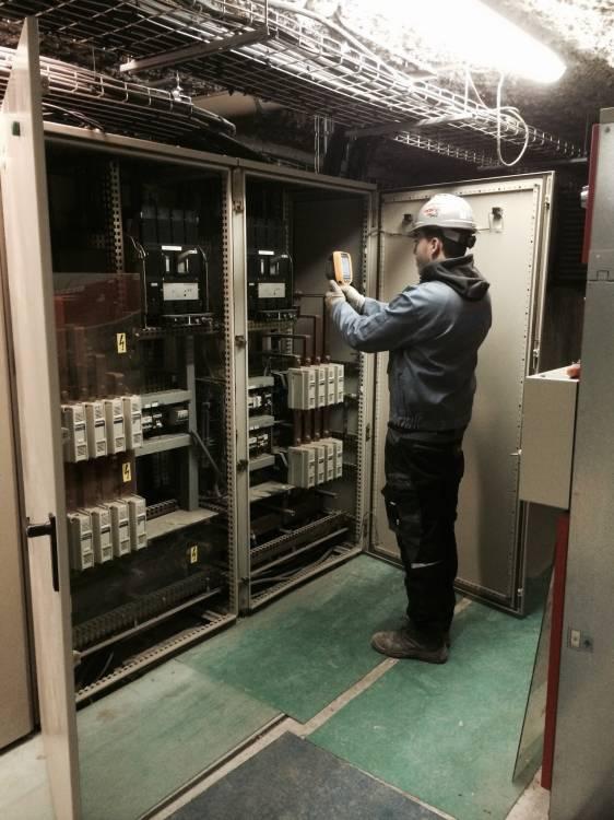 Test et contrôle électrique par SPIEE