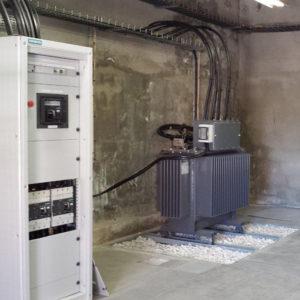 Mise en conformité des installations électriques moyenne tension