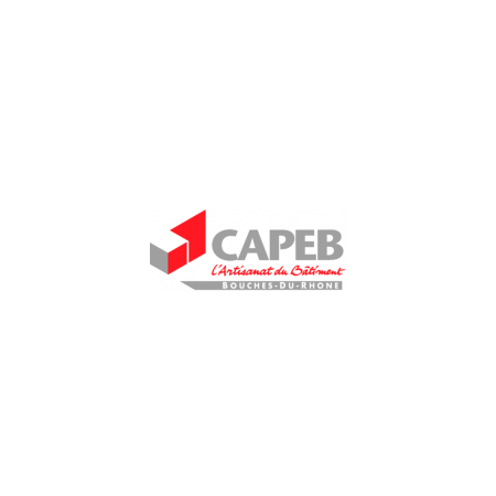 Logo Capeb Bouches du Rhône