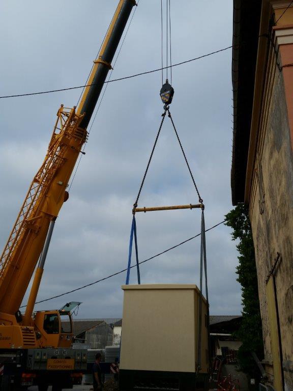 Haute tensions, installation et dépannage électrique SPIEE à La Crau