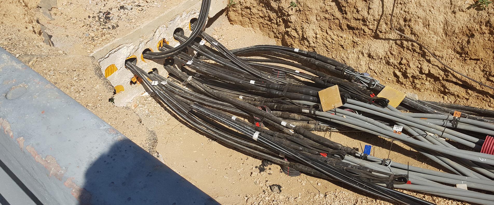 Installation électrique - cablage haute tension