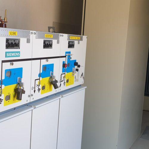Mise en conformité des installations électriques moyenne tension Pays de l Or