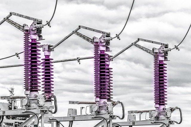 courant fort electricité